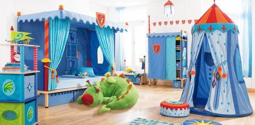 Zimmerzelte von HABA bei Oli&Niki