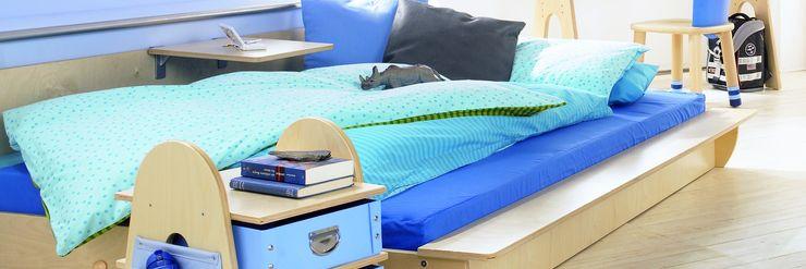 kinderbetten haba bei oli niki. Black Bedroom Furniture Sets. Home Design Ideas