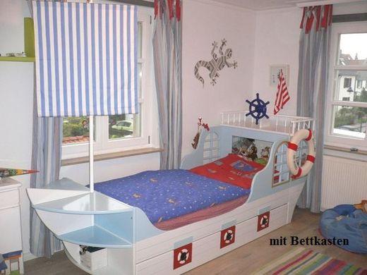 Schiff Bett boot