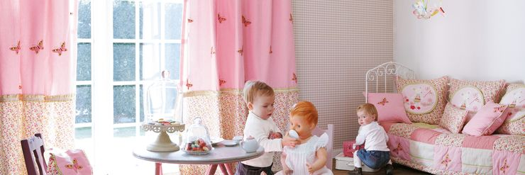 gardinen f r babyzimmer kinderzimmer oli niki. Black Bedroom Furniture Sets. Home Design Ideas