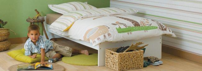 Dschungel Kinderzimmer: Kinderteppiche & mehr | Oli&Niki
