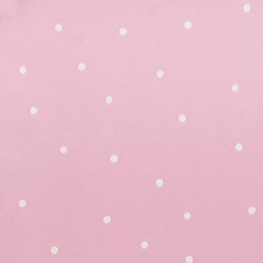 Tapete rosa wei e punkte bei oli niki online kaufen for Weisse tapete