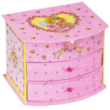 aufbewahrungsbox prinzessin lillifee im shop von oli niki. Black Bedroom Furniture Sets. Home Design Ideas