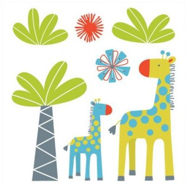 Wandaufkleber Giraffe Im Onlineshop Von Oli Niki Bestellen