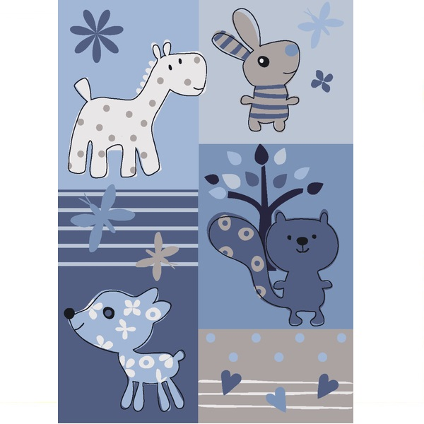 Kinderteppiche & Spielteppiche für Kinderzimmer  Oli&Niki
