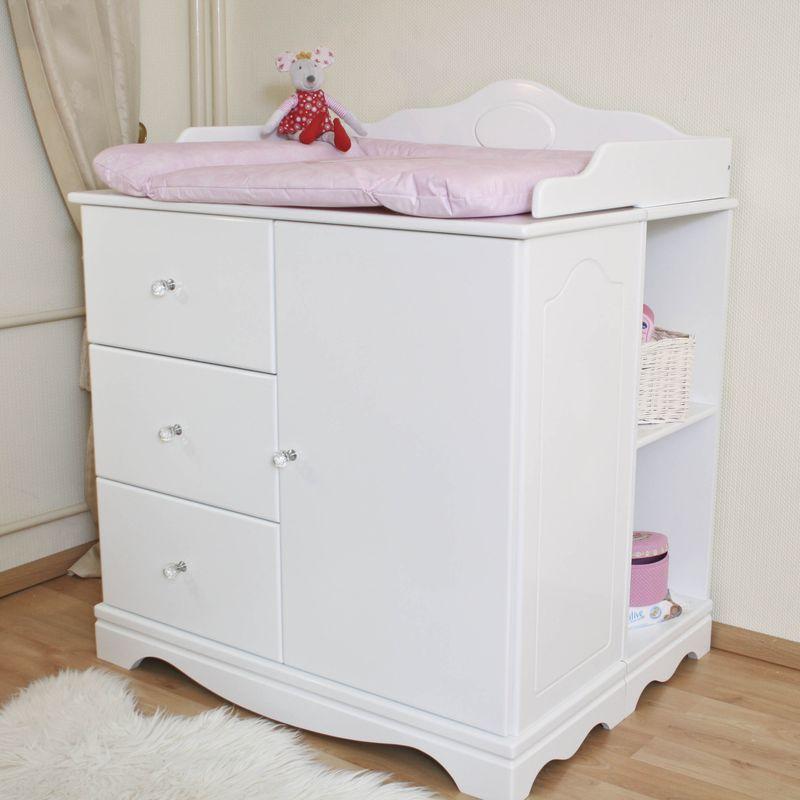 wickelkommode wei bei oli niki online bestellen. Black Bedroom Furniture Sets. Home Design Ideas