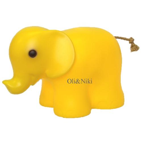 Tischlampe Elefant Gelb Oli Niki