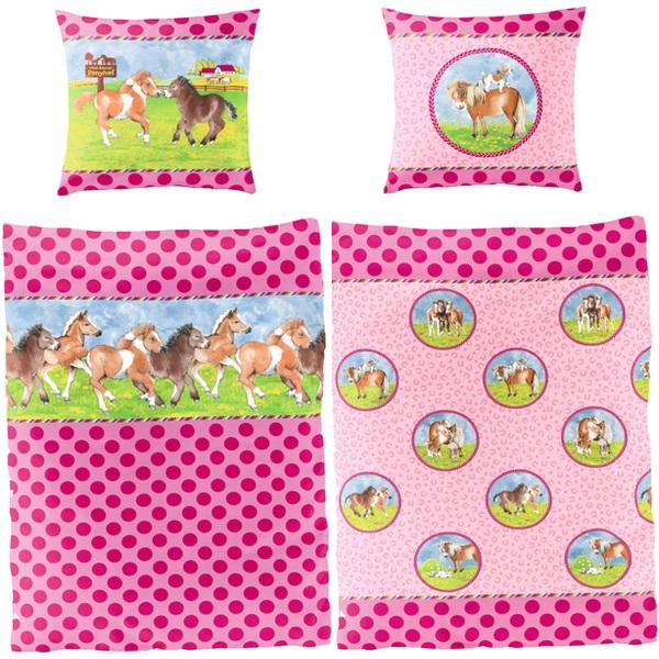 Niedliche Bettwäsche Mein Kleiner Ponyhof Oliniki