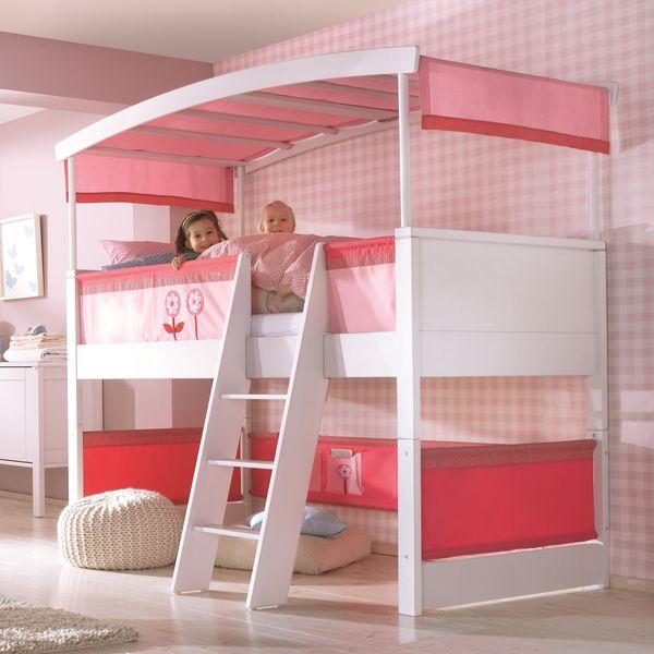 himmelbett kinderbett prinzessin neuesten. Black Bedroom Furniture Sets. Home Design Ideas