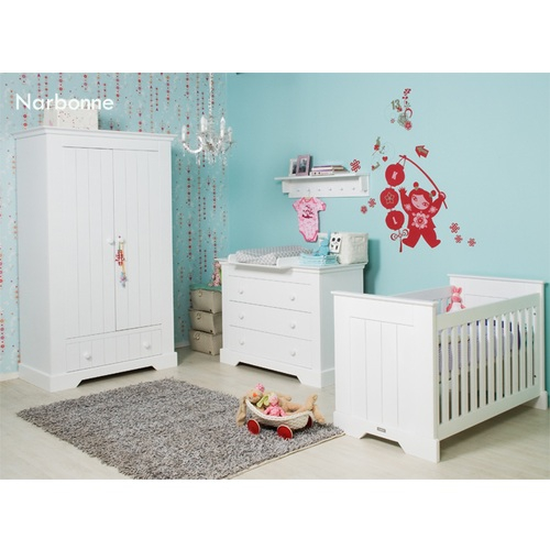 babybett narbonne bopita bei oli niki kaufen. Black Bedroom Furniture Sets. Home Design Ideas