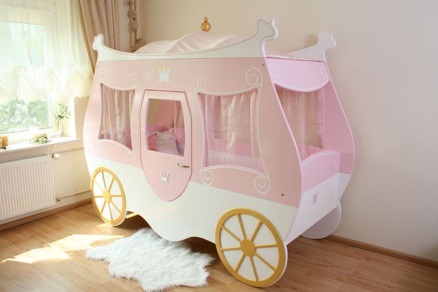 Kinderbett Kutsche Prinzessin bei Oli&Niki online bestellen.