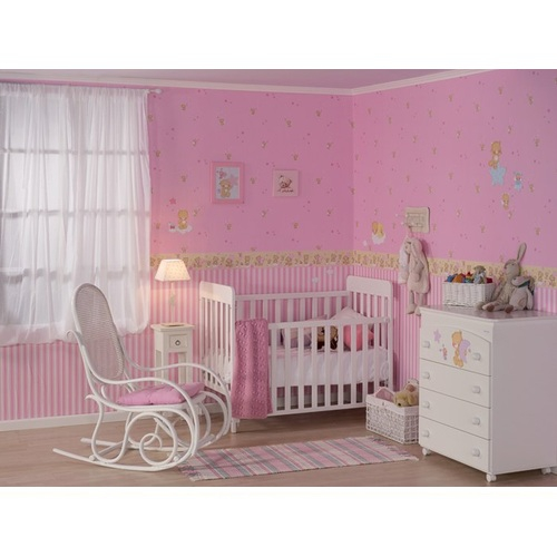 tapete streifen blau oli niki. Black Bedroom Furniture Sets. Home Design Ideas