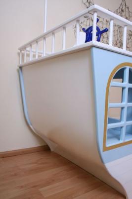 Kinderbett segelboot  Kinderbett Boot Maritim bei Oli&Niki online bestellen.