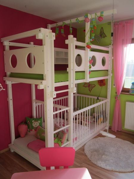 Gitter Etagenbett : Etagenbett emma i kinder für personen