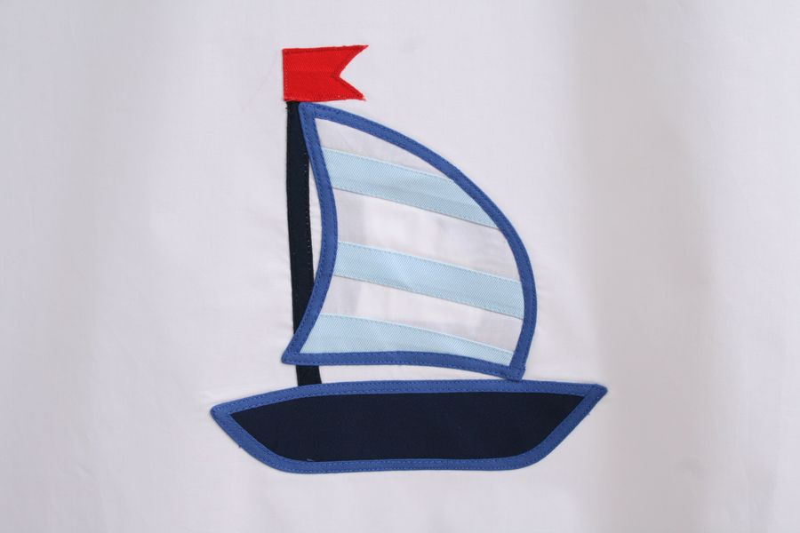 Segelboot applikation  Hochbett Segelboot bei Oli&Niki online bestellen.