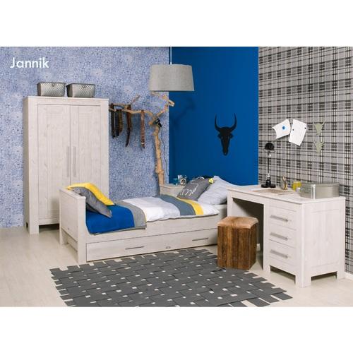 bett jannik bopita 90 x 200 cm im shop von oli niki. Black Bedroom Furniture Sets. Home Design Ideas