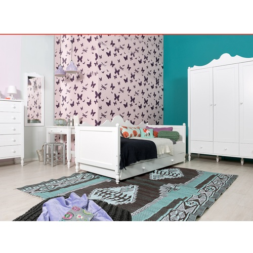 juniorbett bettbank belle bopita im shop von oli niki. Black Bedroom Furniture Sets. Home Design Ideas
