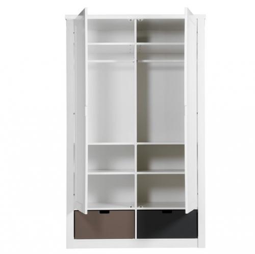 gro er kleiderschrank mix match luxe im shop von oli niki. Black Bedroom Furniture Sets. Home Design Ideas