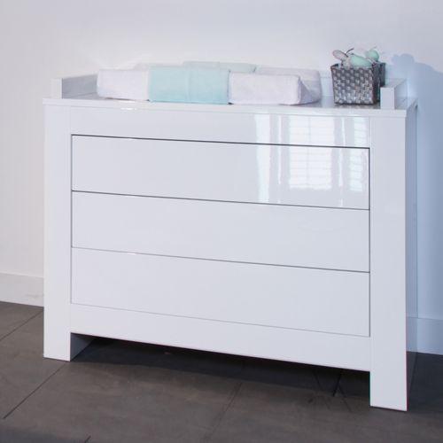 wickelkommode somero hochglanz oder im shop von oli niki. Black Bedroom Furniture Sets. Home Design Ideas