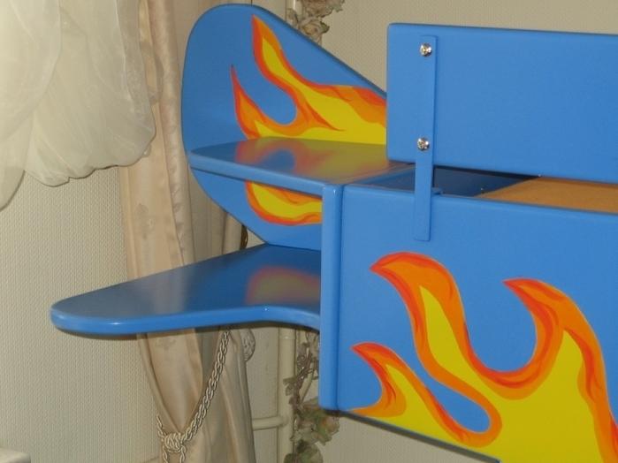flugzeugbett bei oli niki online bestellen. Black Bedroom Furniture Sets. Home Design Ideas