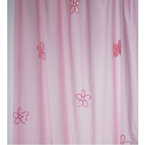 gardinen deko gardine rosa gardinen dekoration. Black Bedroom Furniture Sets. Home Design Ideas
