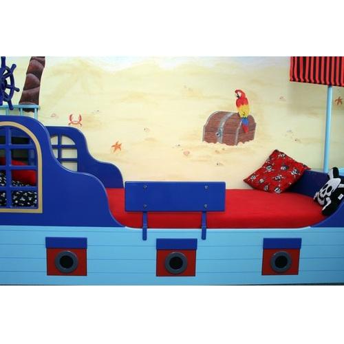 piratenbett bei oli niki online kaufen. Black Bedroom Furniture Sets. Home Design Ideas