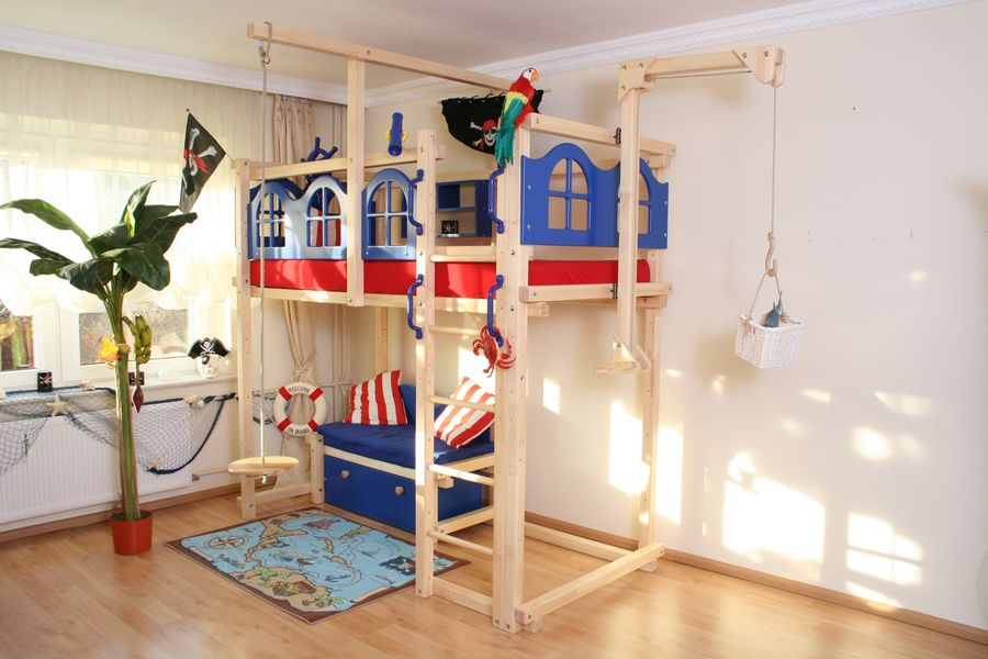 18 pirat kinderzimmer bilder kinderzimmer piraten. Black Bedroom Furniture Sets. Home Design Ideas