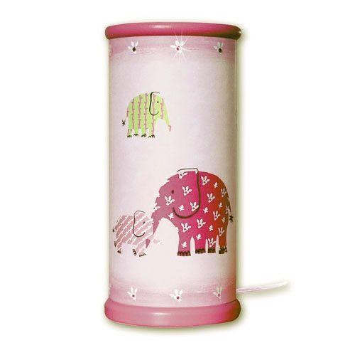 Tischlampe Elefant Rosa Bei Oli Niki Online Bestellen