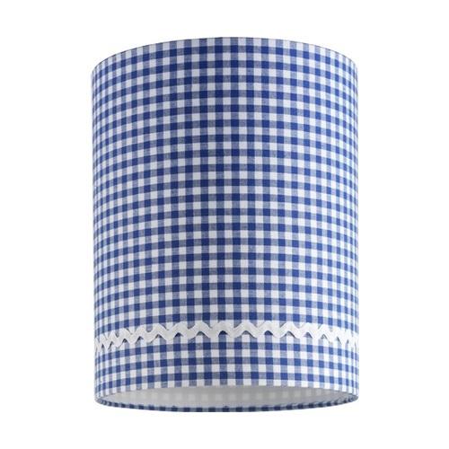 lampe blau karo im onlineshop von oli niki kaufen. Black Bedroom Furniture Sets. Home Design Ideas