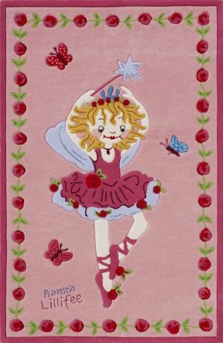 Kinderteppich prinzessin lillifee balerina oli niki - Wandsticker prinzessin lillifee ...