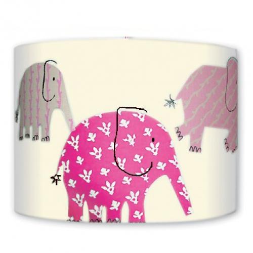 lampe elefant designers guild rosa im shop von oli niki. Black Bedroom Furniture Sets. Home Design Ideas
