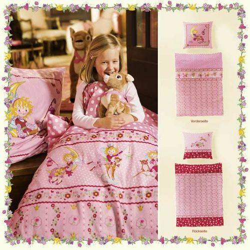 bettw sche prinzessin lillifee rosa rot oli niki. Black Bedroom Furniture Sets. Home Design Ideas