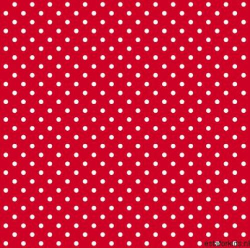 kinderzimmertapete rot-weiß gepunktet | oli&niki - Kinderzimmer Rot Weis Gepunktet