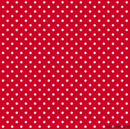 tapete in rot wei e punkte bei oli niki online kaufen. Black Bedroom Furniture Sets. Home Design Ideas