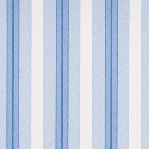 8178 0 - Tapete Streifen Blau Weis
