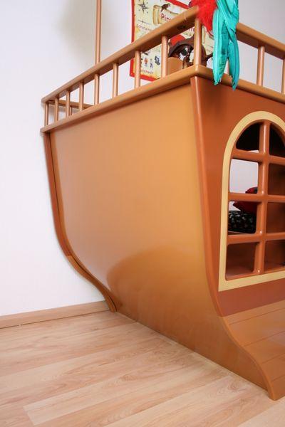 Kinderbett piratenschiff  Piratenschiff Bett | Oli&Niki