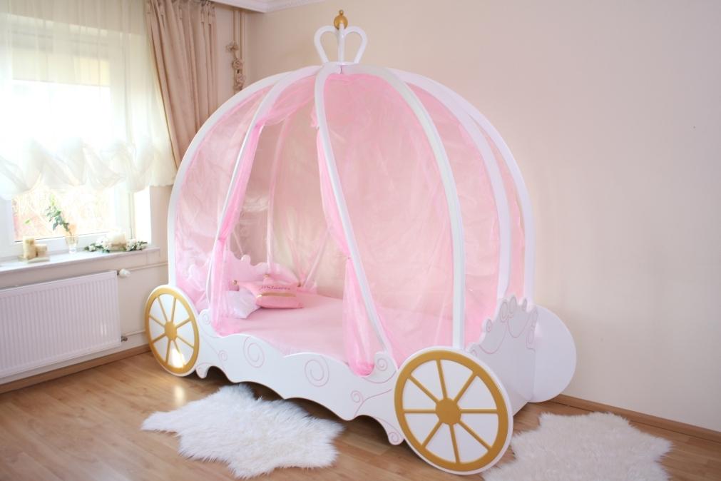 Kinderbett Kutsche Exclusive   Oli&Niki
