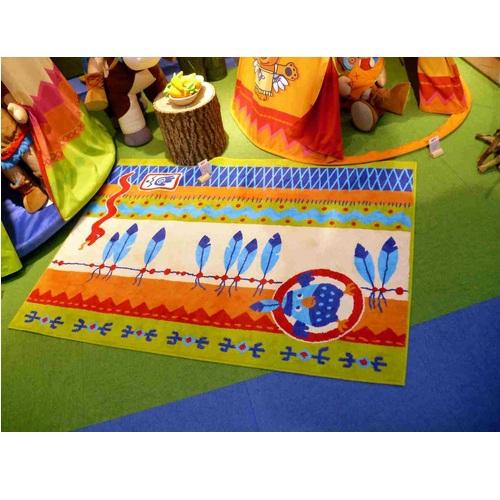 Kinderteppich Indianer von Haba bei Oli&Niki bestellen