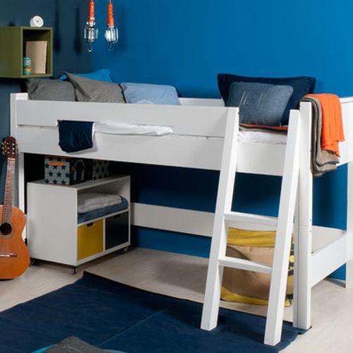 kinderbett combiflex halbhoch schr gleiter im shop von oli. Black Bedroom Furniture Sets. Home Design Ideas