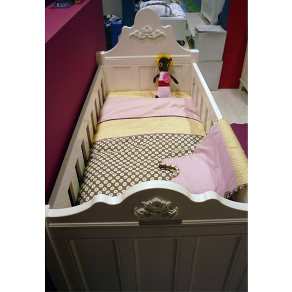 kinderbett romantic von bopita bei oli niki bestellen. Black Bedroom Furniture Sets. Home Design Ideas