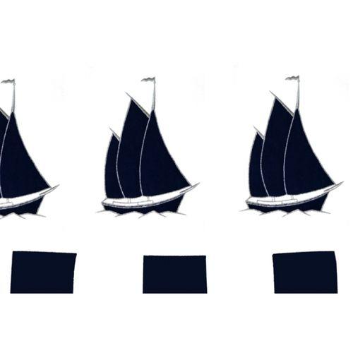 bettw sche segelboote maritim im shop von oli niki. Black Bedroom Furniture Sets. Home Design Ideas