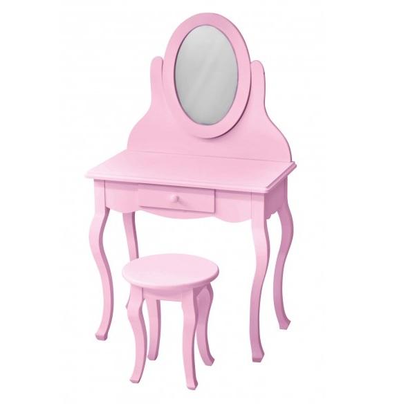 spiegeltisch wei von kids concept bei oli niki kaufen. Black Bedroom Furniture Sets. Home Design Ideas