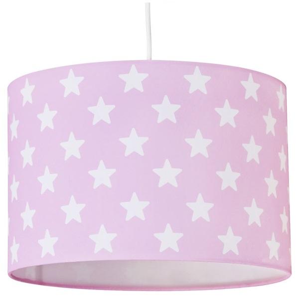 kinderlampe scandic sterne rosa bei oli niki kaufen. Black Bedroom Furniture Sets. Home Design Ideas