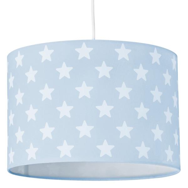 kinderlampe scandic sterne hellblau bei oli niki kaufen. Black Bedroom Furniture Sets. Home Design Ideas