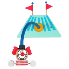 Wandlampe Clown