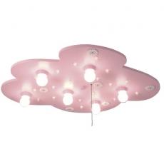 der kleine prinz decken leuchte led blau lampe sternen. Black Bedroom Furniture Sets. Home Design Ideas