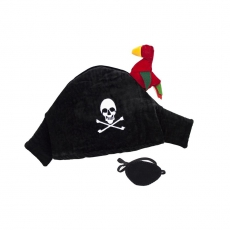 Piratenhut Captain Cross