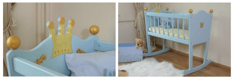 babybett babywiege oder stubenwagen die richtige wahl. Black Bedroom Furniture Sets. Home Design Ideas